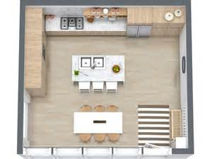 Kitchen Plan Ideas by 7 Kitchen Layout Ideas That Work Roomsketcher Blog