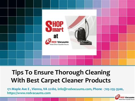 Best Sofa Cleaning Products by Tips To Ensure Thorough Cleaning With Best Carpet Cleaner