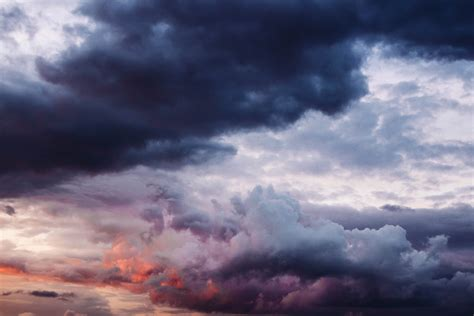 sfondi nuvole cielo nuvoloso  goodfon