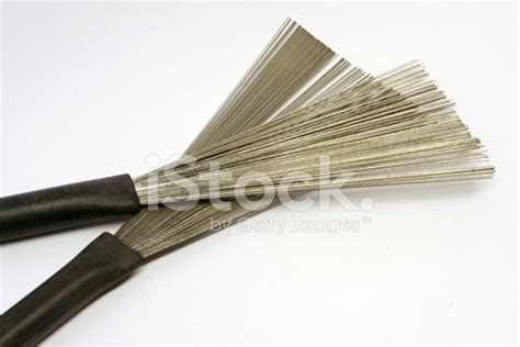 drum brushes pattern close up of drum brushes stock photos freeimages com