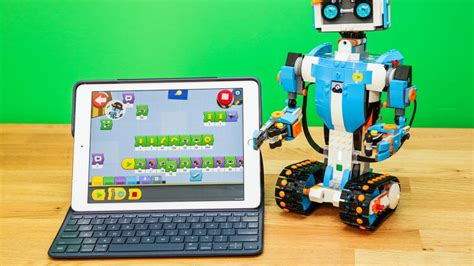 Lego 17101 Boost 5 In 1 lego boost review this is the robot cat guitar kit