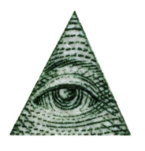 Illuminati Triangle Meme - bad romance becomes illuminati certified gaga thoughts