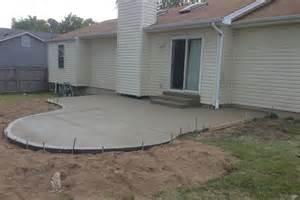 Concrete Patio Designs Concrete Patios Truecrete