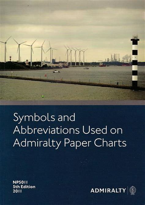 Symbol And Abbreviations Used On Admiralty Paper Char symbols and abbreviations buy symbols and abbreviations