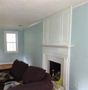 Paint Colors For Media Room - benjamin moore woodlawn blue kitchen do over pinterest