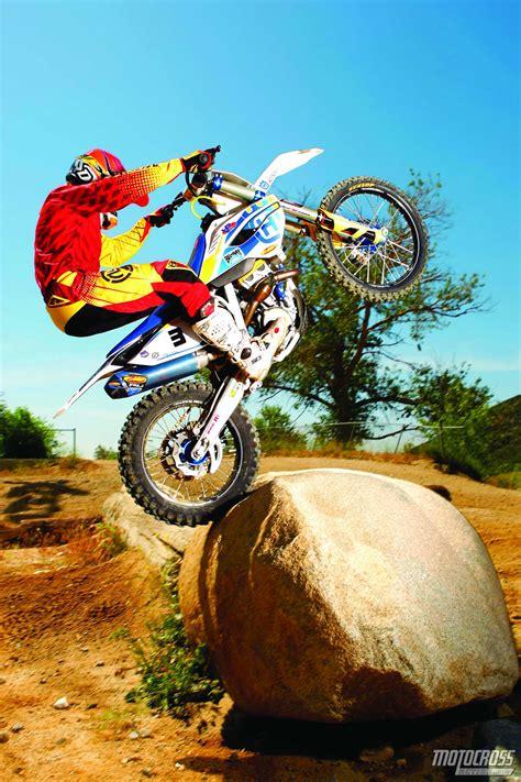 motocross balance motocross action magazine we ride mike brown s endurocross
