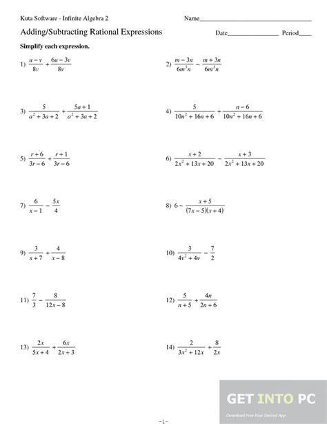 Infinite Algebra 2 Free Download