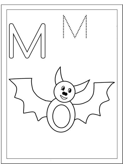 letra m para imagui dibujos para pintar que empiecen con la letra m dibujos para pintar