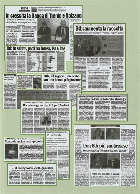 Banco Di Trento E Bolzano by Banca Di Trento E Bolzano Archivio Storico Intesa Sanpaolo