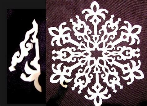 27 diy paper snowflakes templates diy ideas and crafts