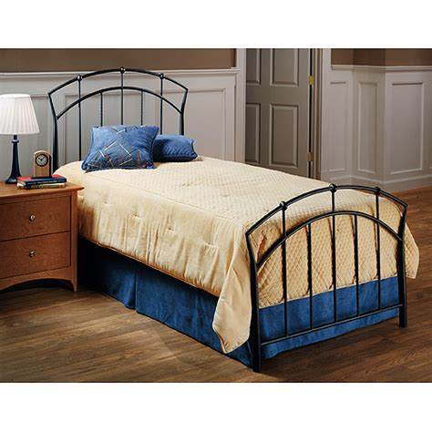 Vancouver Bed Frame Hillsdale Vancouver Duo Panel With Bed Frame Walmart