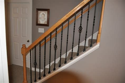 banister railing installation pin by kathie heath on for the home pinterest