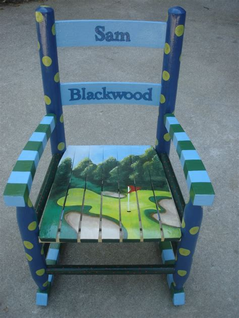 Painted Childrens Chairs by Pin By Been There Tees On Painted Rocking Chairs