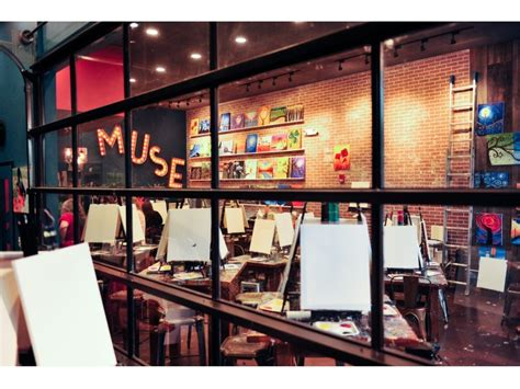 muse paintbar nyc muse paintbar uncorks in white plains patch