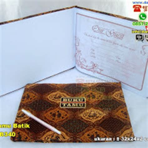 Buku Tamu Renda buku tamu batik product souvenir pernikahan