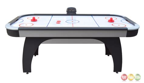 silver streak air hockey table silverstreak 6 ft grey air hockey table with electronic