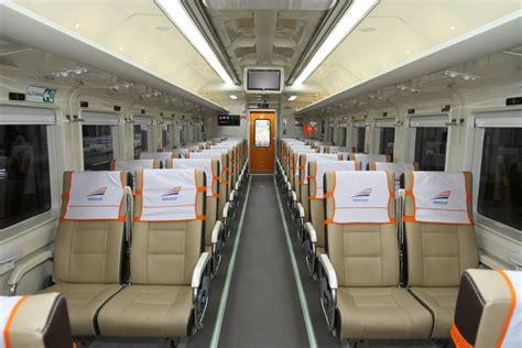 denah tempat duduk kereta api ekonomi tawang jaya kabar baik kereta tawang jaya premium semarang jakarta pp