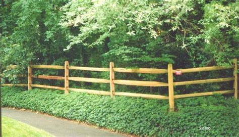 rail fence in chester county montgomery county pa