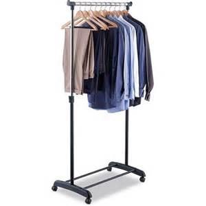 neu home adjustable garment rack walmart