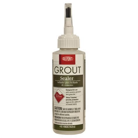 dupont grout sealer applicator 4oz floor decor