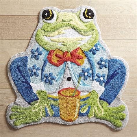 frog bathroom rug frog rugs for bathroom area rug ideas