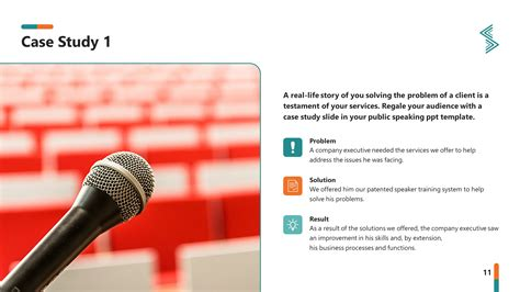 Public Speaking Premium Powerpoint Slide Templates Slidestore Speaking Powerpoint Template