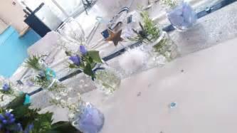 d 233 coration mariage bleu roi et argent id 233 es et d