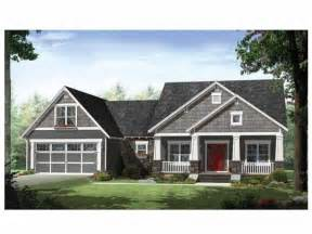 Craftsman Style Ranch House Plans by Craftsman Ranch Home Exteriors