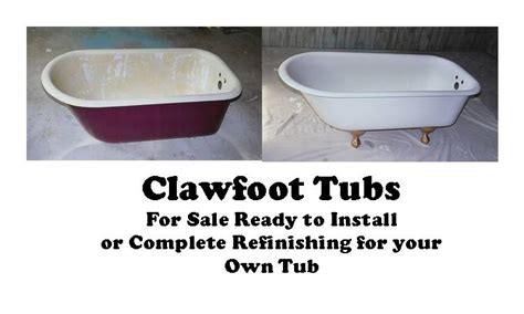 bathtub renewal kit clawfoot tub restoration kit home design plan