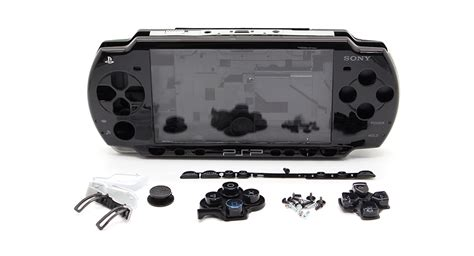Psp Casing Psp 2000 repair parts replacement housing for psp slim