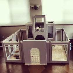 2 Story Rabbit Hutch Plans Bunny Castle Bunny Hutch Rabbit Housing Pinterest