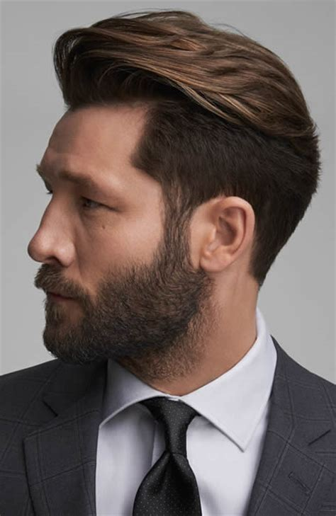 Men With Sweepover Hairdo | 32 of the best men s quiff hairstyles fashionbeans