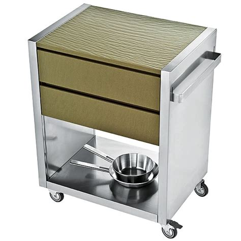 kitchen trolley ideas quarz kitchen cart from mainca kitchen trolleys 10 of