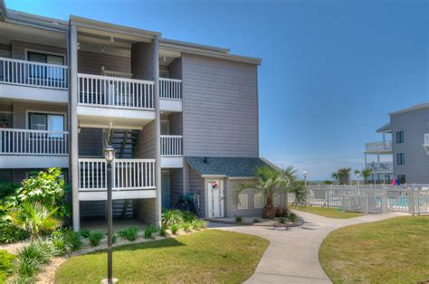 Sea Cloisters I Cherry Grove Ocean Front Elliott Cherry Grove House Rentals