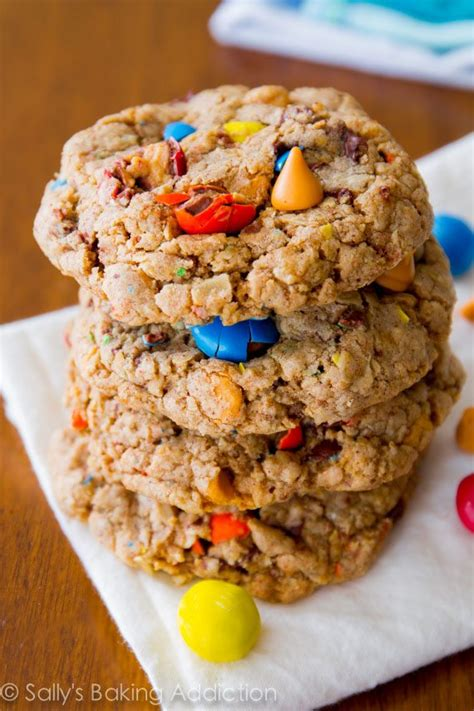 Ridiculously Simple Tip Soft Brown Sugar Always by Loaded Oatmeal Cookies Sallys Baking Addiction