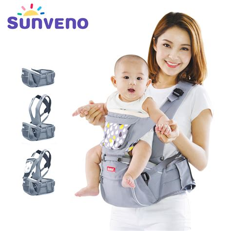 Baby Carrier Geos Baby sunveno designer baby carrier infant toddler front facing carrier sling kangaroo hipseat