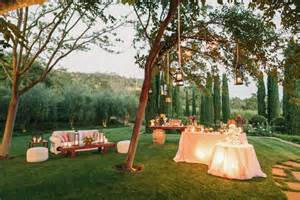 Backyard Wedding Centerpiece Ideas Backyard Wedding Decoration Ideas