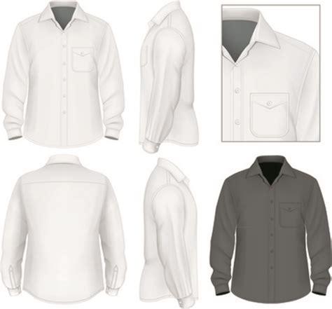 clothes design vector men dress shirt template free vector download 14 081 free