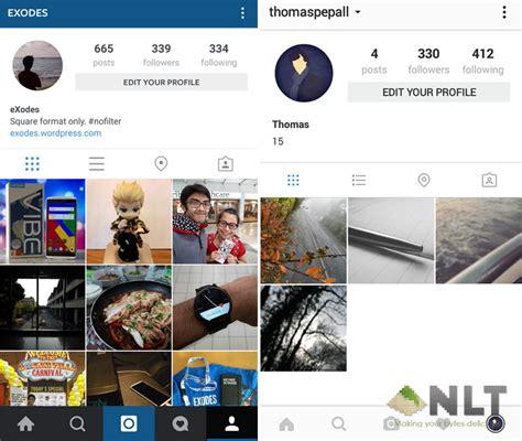 full version of instagram image gallery instagram updated version