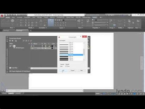 tutorial autocad template autocad 2013 tutorial how to add a border to your page