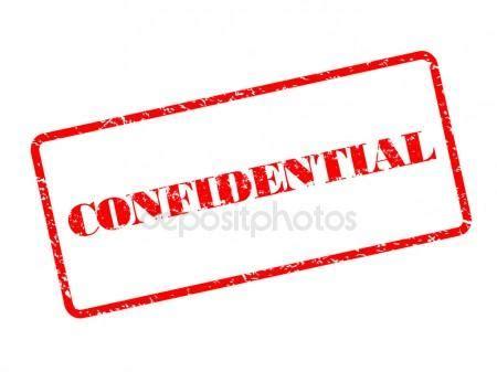 confidential rubber st vectores de stock de clasifican ilustraciones de