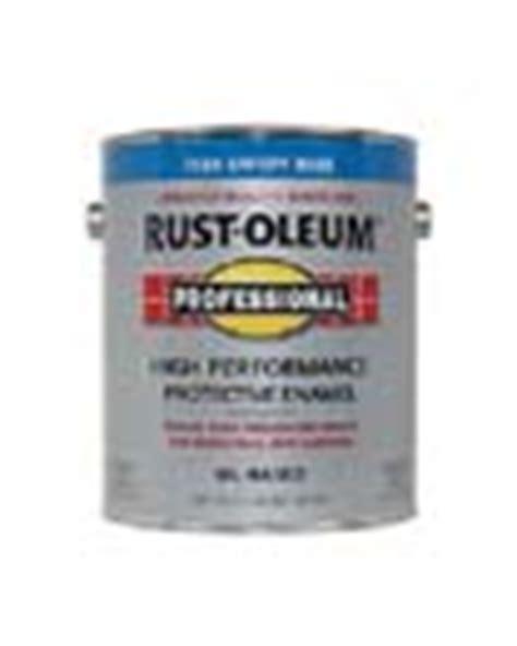 rustoleum 75244 7524402 safety blue professional size 1 gallon rust oleum manufacturers