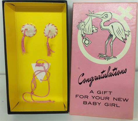 congratulations a gift for your new baby girl baby shower