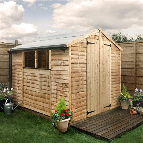 Large Plastic Sheds Uk by New Wooden Garden Shed Large Outdoor Storage Doors Big