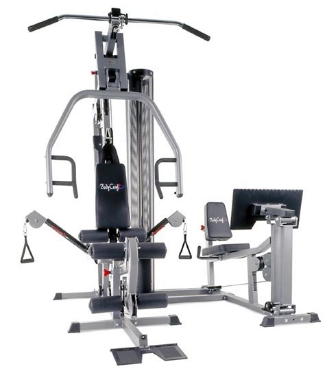 Home Equipment by Bodycraft Xpress Pro Home Fitnesszone