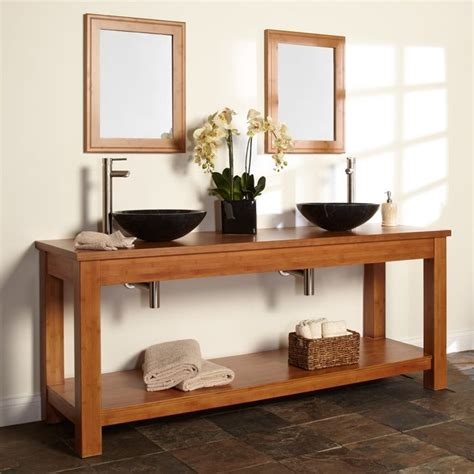 bathroom vanity ideas diy 9 best images about diy double vanity on pinterest pine