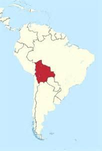map of bolivia south america file bolivia in south america mini map rivers svg