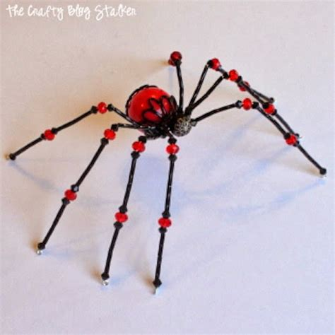 beaded spider the beaded spider tutorial the crafty stalker