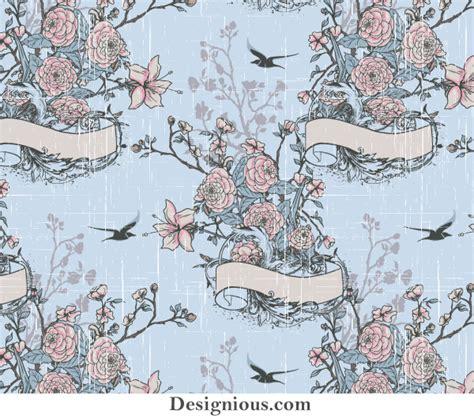 vintage pattern vector download vintage pattern vector free download images