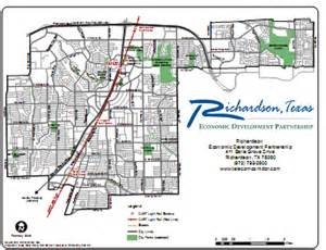 maps for the richardson area